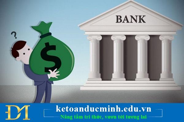 Hướng dẫn thông báo tài khoản ngân hàng với Sở Kế hoạch đầu tư- Kế toán Đức Minh.