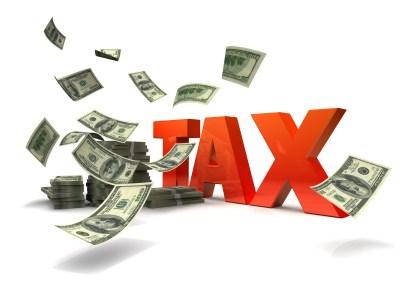 Những điêm lưu ý về thuế thay đổi năm 2015