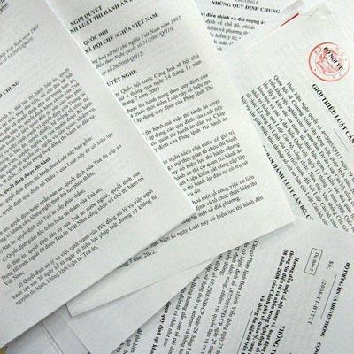 Thông tư 244/2009 mới sửa đổi chế độ kế toán doanh nghiệp