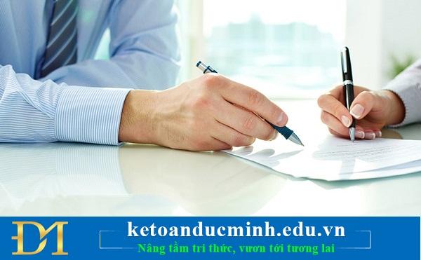 Thuế môn bài lần đầu công ty mới thành lập - Kế toán Đức Minh.