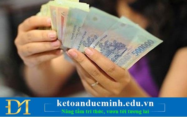 Tiền thưởng cho nhân viên đạt doanh số có tính vào thu nhập chịu thuế TNCN? Kế toán Đức Minh.