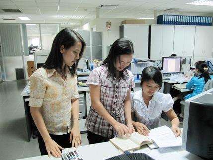 Danh sách một số đề tài cho sinh viên thực tập kế toán