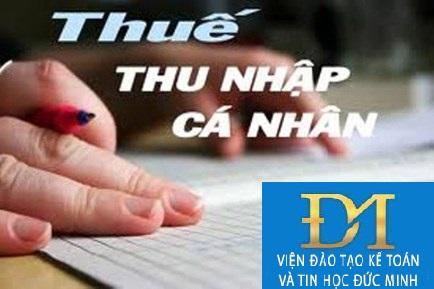 Quyết toán thuế TNCN với cá nhân có thu nhập từ 2 nơi trở lên