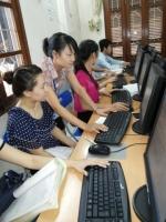 Khóa học kế toán thực hành trên chứng từ sống của công ty  tại Hà Nội