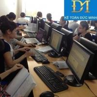 Khóa học kế toán cơ bản ở Hà Nội tại Kế toán Đức Minh