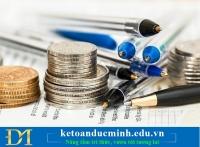 Công việc của kế toán thanh toán trong doanh nghiệp- Kế toán Đức Minh.