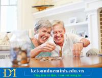 Chi tiết về mức lương được nhận khi nghỉ hưu trước tuổi năm 2020 – Kế toán Đức Minh.