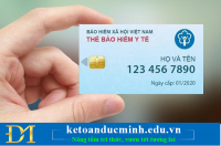 Thẻ bảo hiểm y tế điện tử: Nhiều lợi ích thiết thực – Kế toán Đức Minh