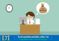 Quy định về lương tháng 13 mà doanh nghiệp cần lưu ý – Kế toán Đức Minh.
