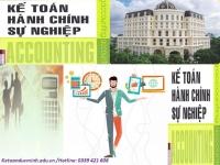 KHAI GIẢNG LỚP KẾ TOÁN Hành chính sự nghiệp (HCSN) tại Hà Đông