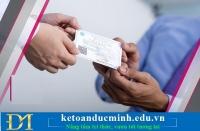 08 trường hợp khám chữa bệnh được chi trả 100% theo mức hưởng của thẻ BHYT- Kế toán Đức Minh.