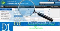 Hướng dẫn cách tra cứu thông tin doanh nghiệp chính xác - Kế toán Đức Minh