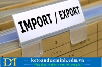 16 biểu mẫu về quản lý thuế với hàng xuất nhập khẩu áp dụng từ 08/3/2021 – Kế toán Đức Minh.