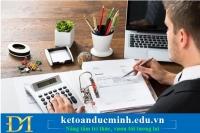 Kế toán Dịch vụ Nhà hàng, khách sạn và Sổ sách rối beng của kế toán? – KTĐM