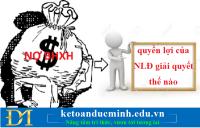 Công ty nợ bảo hiểm xã hội, quyền lợi của NLĐ giải quyết thế nào? - Kế toán Đức Minh.