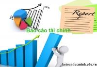 Báo cáo tài chính là gì? Doanh nghiệp có phải công khai báo cáo tài chính? - KTĐM