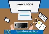 Phân biệt bản in hóa đơn điện tử và hóa đơn chuyển đổi từ hóa đơn điện tử