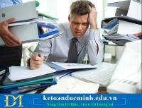 Công tác chuẩn bị khi cơ quan thuế kiểm tra- Kế toán Đức Minh