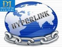 Cách tạo siêu liên kết Hyperlink trong excel siêu hữu dụng