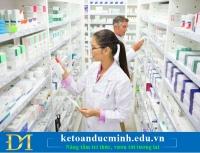Điều kiện hoạt động đối với doanh nghiệp xuất nhập khẩu thuốc – Kế toán Đức Minh.