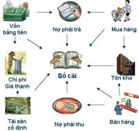 Tổ chức lựa chọn, vận dụng hình thức kế toán phù hợp trong Doanh nghiệp