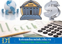 Kế toán ngân hàng là gì? - Kế toán Đức Minh