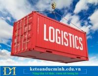 Những lưu ý cho doanh nghiệp kinh doanh dịch vụ logistic - Kế toán Đức Minh.