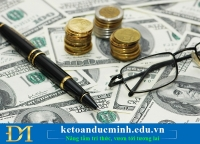 Tài khoản tiền mặt - Những điều cần lưu ý trước khi lên BCTC.