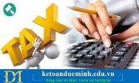 Mức phạt nộp chậm hồ sơ đăng ký,khai không đầy đủ các nội dung hồ sơ thuế- Kế toán Đức Minh