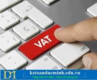 Khi nào được hoàn thuế GTGT điện tử?- Kế toán Đức Minh