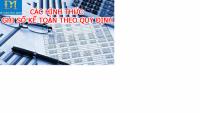 Các hình thức ghi sổ kế toán theo QĐ 48 và  TT 200 cực kỳ chi tiết