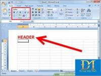 Cách lặp lại tiêu đề bảng tính trong Excel và Word khi in