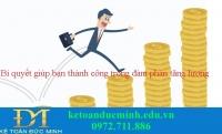 Bí quyết giúp bạn thành công trong đàm phán tăng lương
