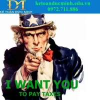 Các loại thuế chính trong doanh nghiệp Việt Nam