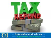 Hoàn thuế xuất, nhập khẩu là gì? Khi nào thì được xét hoàn thuế xuất nhập khẩu?