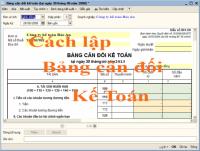 Bù trừ hay không bù trừ khi lập bảng cân đối kế toán ?
