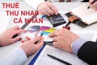 Khoá học kế toán thuế thu nhập cá nhân