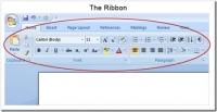 Giới Thiệu Giao Diện Mới Của Microsft Word 2007