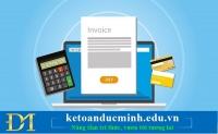 Một số câu hỏi liên quan đến hóa đơn điện tử - Kế toán Đức Minh.