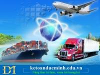 Những loại hàng hóa xuất nhập khẩu thương mại được khấu trừ thuế - Kế toán Đức Minh