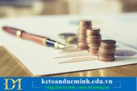 Hạch toán lương trong công ty xây dựng theo Thông tư 200- Kế toán Đức Minh.