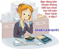 Địa chỉ học kế toán thực hành tốt nhất Hà Nội?