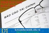 Những điều mà các kế toán cần biết về thời hạn nộp báo cáo tài chính năm 2016