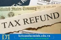 Hoàn thuế và những điểm mới doanh nghiệp và kế toán cần lưu ý - Kế toán Đức Minh.