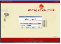 Cách kê khai thuế GTGT với công ty áp dụng tính thuế GTGT theo phương pháp khấu trừ