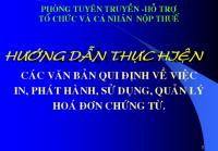 Công văn 4291/TCT-CS: Về việc một số từ có thể viết tắt khi xuất hóa đơn