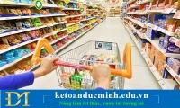Công việc của kế toán bán hàng siêu thị như thế nào? Kế toán Đức Minh.
