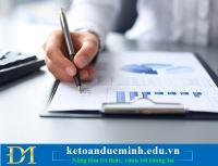 Kế toán cần làm ngay kẻo lỡ hẹn tháng 08/2019 nhé – Kế toán Đức Minh.