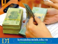 Bảng thanh toán tiền lương theo Thông tư 133