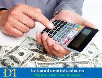 Tổng hợp những nghiệp vụ liên quan đến tiền mặt phần 1 - Kế toán Đức Minh.